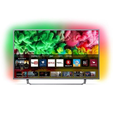 Televisor led ultraplano philips 50pus6753