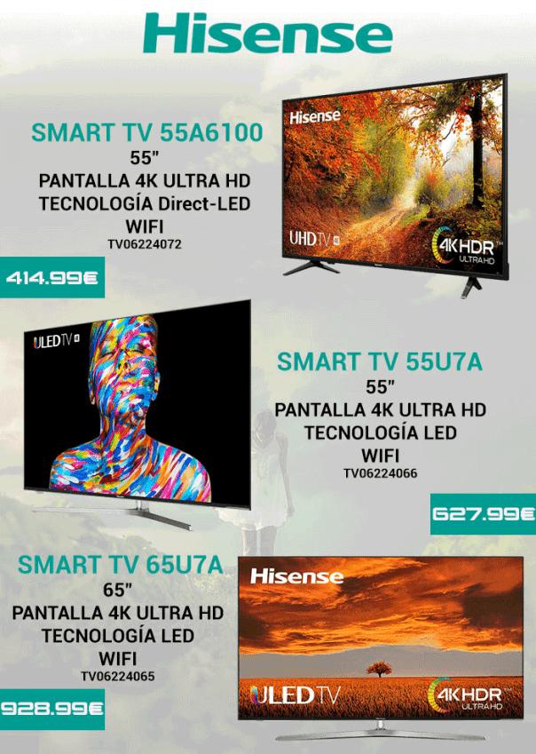 Hisense y sus pantallas 4k para ver la TV a lo grande sin arruinarnos
