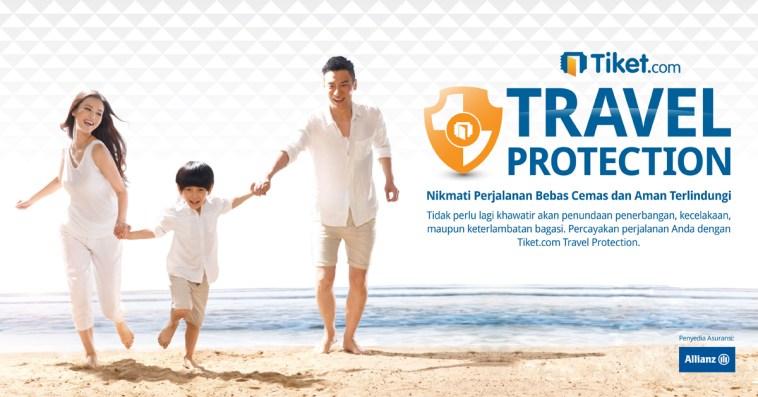 Tiket.com Travel Protection
