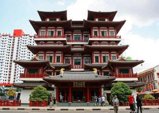 Kuil Gigi Buddha