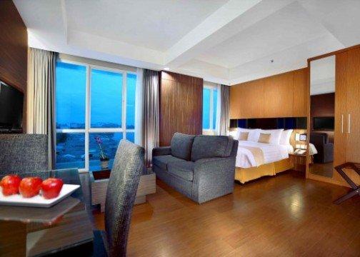 Aston Balikpapan Hotel and Residence room