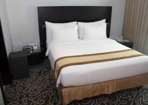 Swiss-Belhotel Balikpapan room