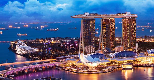 5 Negara Wisata Murah di Asia buat Liburan Kilat - Singapura