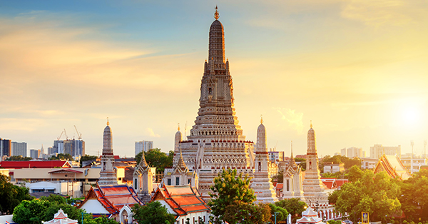5 Negara Wisata Murah di Asia buat Liburan Kilat - Thailand