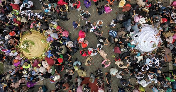 Cara Merayakan Idul Adha - Tradisi Apitan Semarang