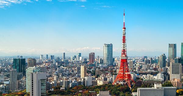 Contoh Itinerary Jepang- Tokyo Tower