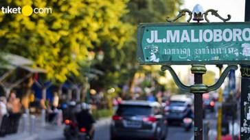 Contoh Itinerary Jogja