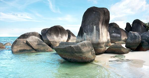 Destinasi Untuk Dikunjungi Saat Hari Ibu - Bangka Belitung