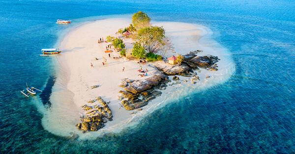 Destinasi Untuk Dikunjungi Saat Hari Ibu - Lombok