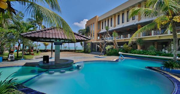 Hotel di Anyer Dekat Pantai - The Jayakarta Villas Anyer