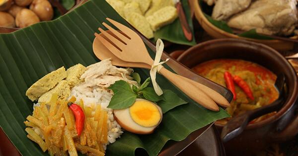 Kuliner Malam Jogja - House of Raminten