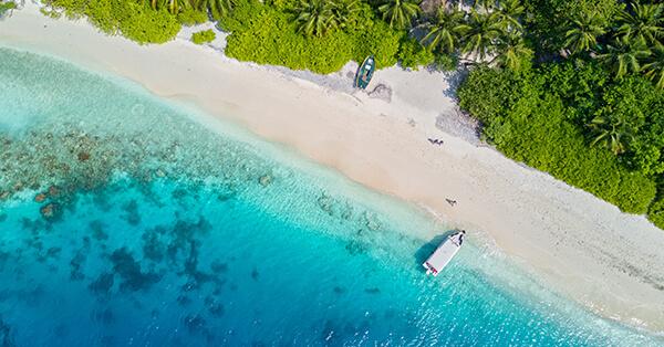 Liburan Ke Maldives - Keindahan Alam