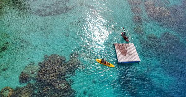 Long Weekend Getaway - Pulau Macan