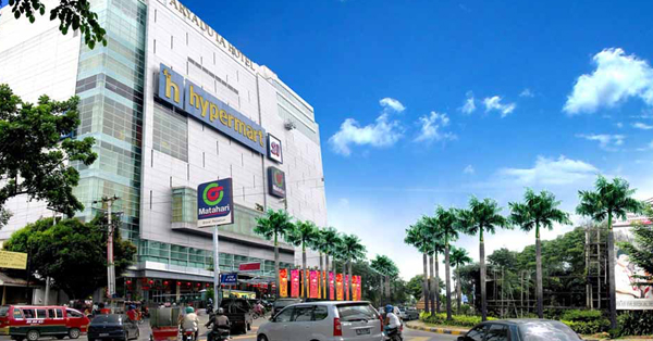 Mall di Medan - Grand Palladium