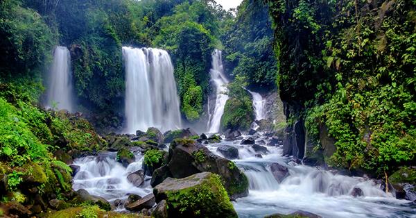 Tempat Wisata Baturaden - Wisata Air Terjun Baturraden