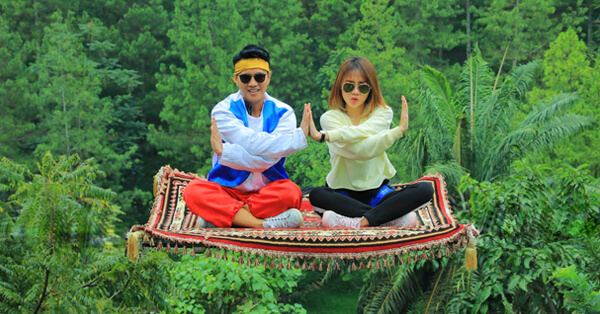 Tempat Wisata di Bandung Untuk Keluarga - Dago Dream Park