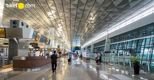 Daftar terminal Bandara Soekarno Hatta