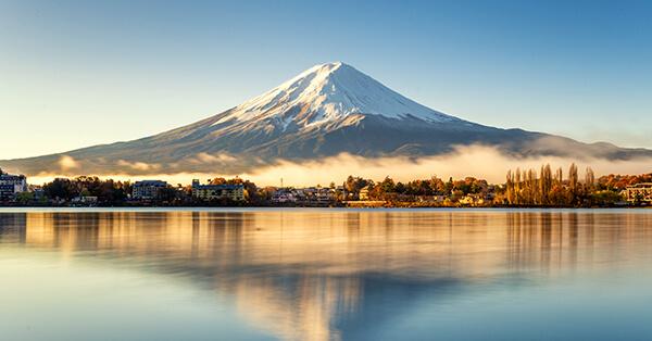 Contoh Itinerary Jepang - Gunung Fuji