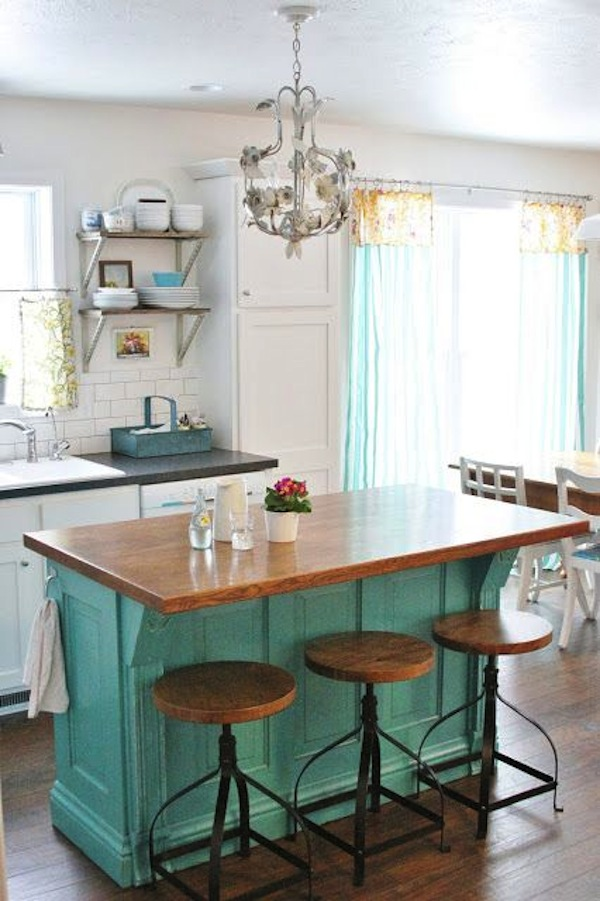 How To Choose The Ideal Barstool For Your Kitchen Island Artisan Crafted Iron Furnishings And