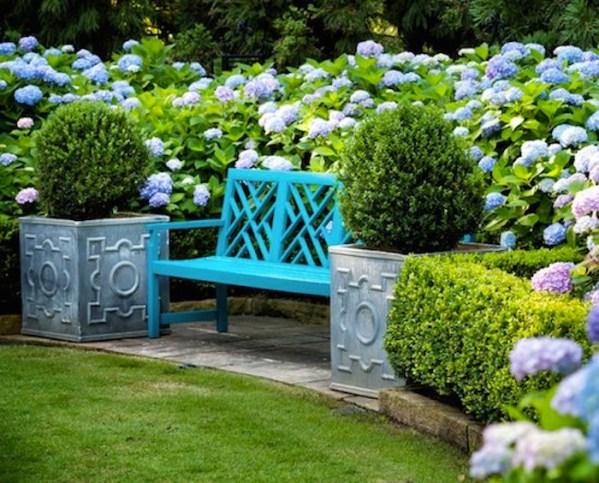 beautiful garden benches 10 Enchanting Garden Bench Ideas