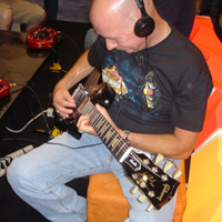 Jammin' at Digital Life, 2007