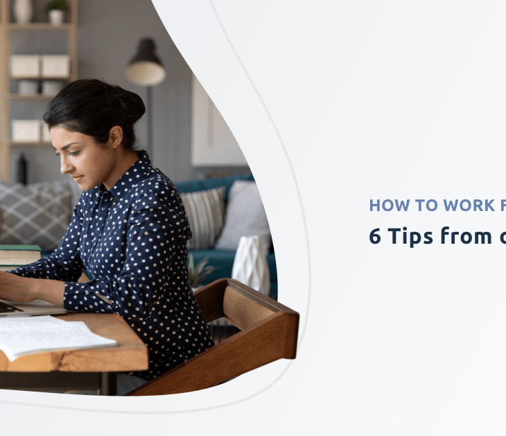 TIMIFY Remote Office Home Working Tips