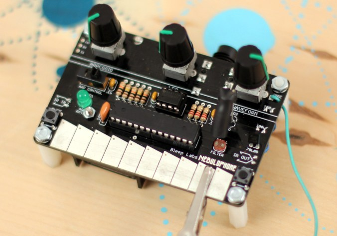 Tindie Blog   The Nebulophone : An Open Source Arduino Based