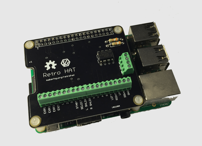 Tindie Blog | Retro Hat: Connect Arcade Controls to the