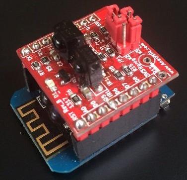 Tindie Blog | ESP8266/ESP32 Infrared Remote Shield