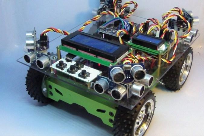 robot-assembled