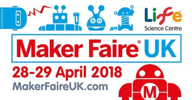 Tindie Blog | Mark Your Calendars For Maker Faire and a Newcastle Meetup