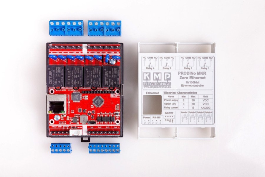 ProDino Zero Delivers Industrial Control Features to Any Application