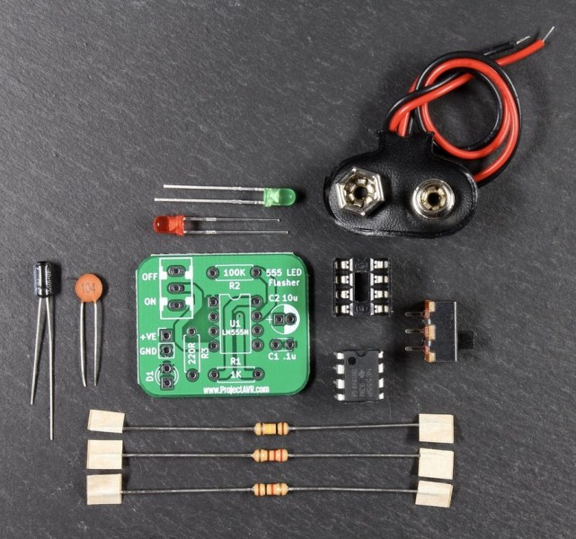Tindie Blog | Build a 555 Timer Circuit With This Handy Kit