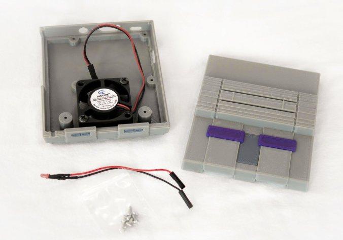 Blog do Tindie | Caso Super Nintendo para jogos retrô! 2