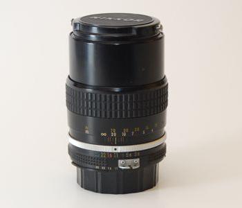 Nikon 135mm f/3.5
