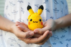 Tiny Rabbit Hole - Amigurumi Crochet Artist Needed! - chibi pikachu