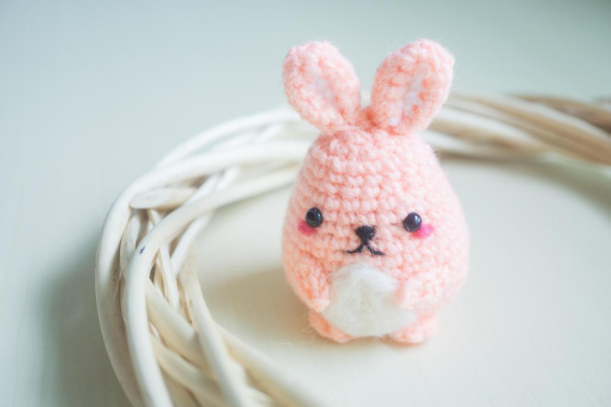 Easter is the time to keep a Tamago Bunny!