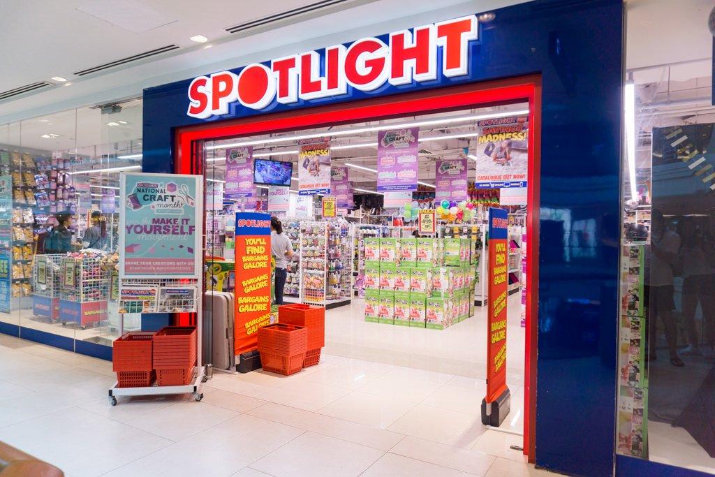 Spotlight – Plaza Singapura / Dhoby Ghaut / Orchard Road Craft Shop