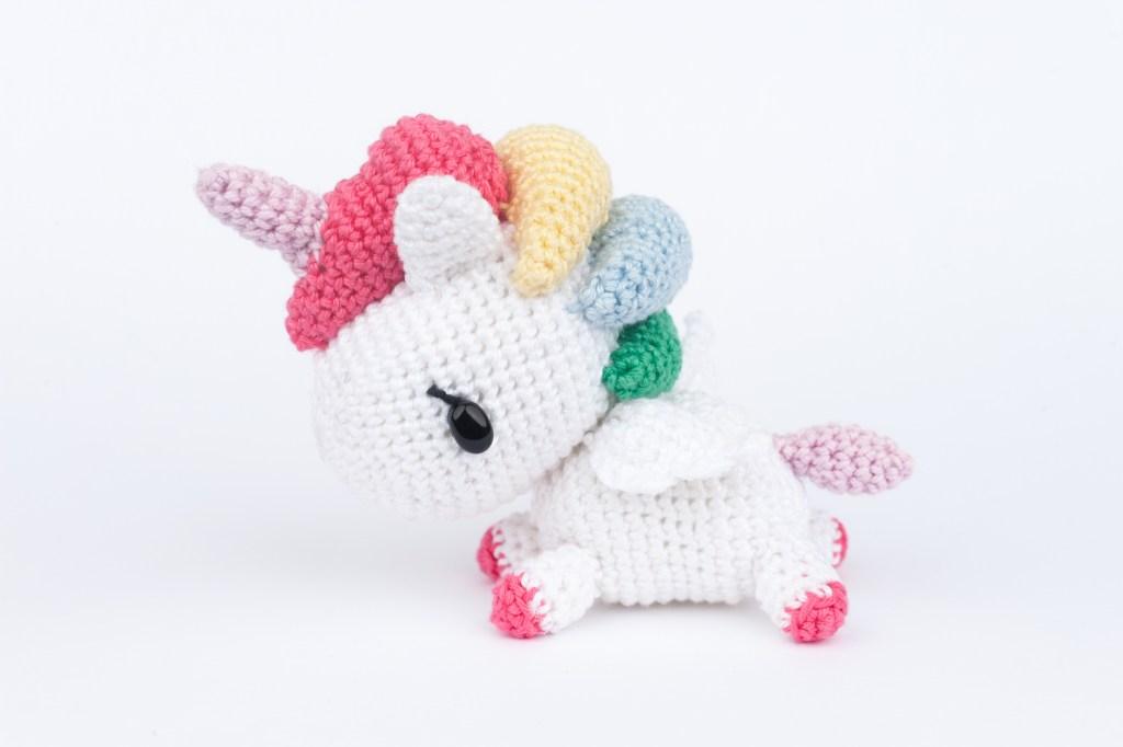 Tiny Rabbit Hole – Free Amigurumi Pattern Tokidoki Unicorno Stellina