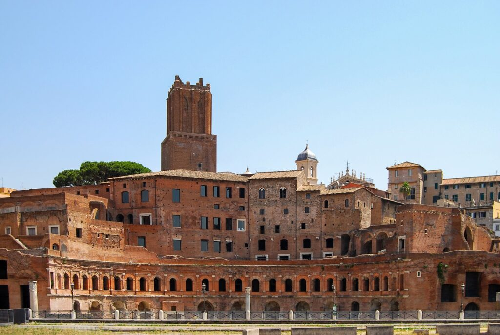Trajan's Markets in Rome