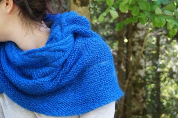 Eider shawl