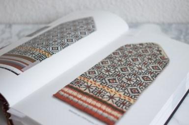 Latvian Mitten Book
