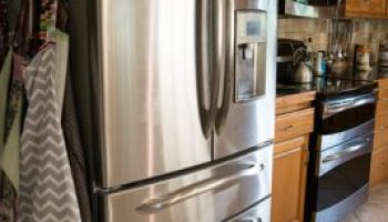 appliances: black or stainless steel? | maxwell family blog