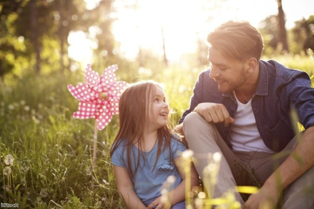 Make your dad feel special on Father's Day