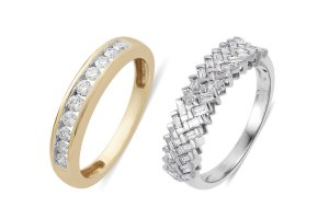 traditional or modern - perfect wedding ring
