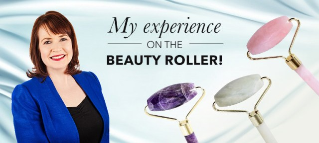 Gua Sha beauty roller at TJC