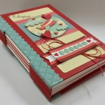 "Caderno Longstitch ""Travel"""