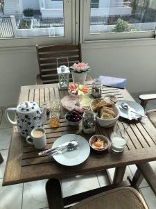 Lecker Frühstück zum Geburtstag