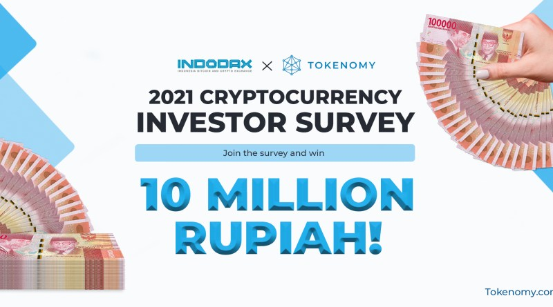 Join Our 2021 Cryptocurrency Investor Survey and Win 10 Million Rupiah!