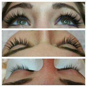 full set lashes
